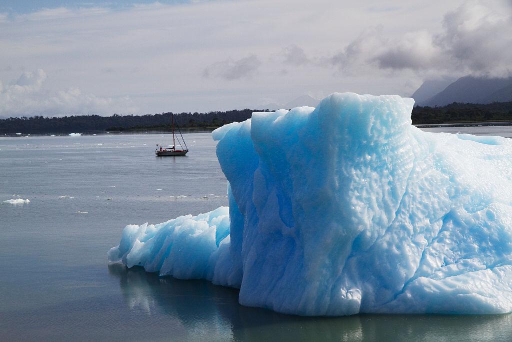 fishermen decide to explore mystery on iceberg
