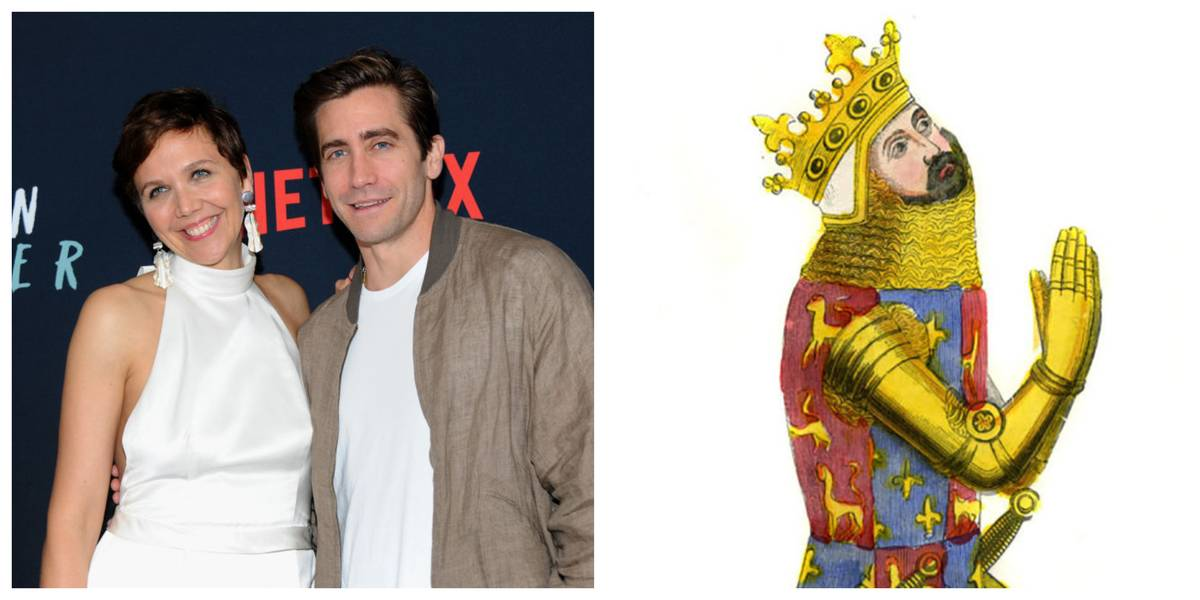 Gyllenhaal and Edward III