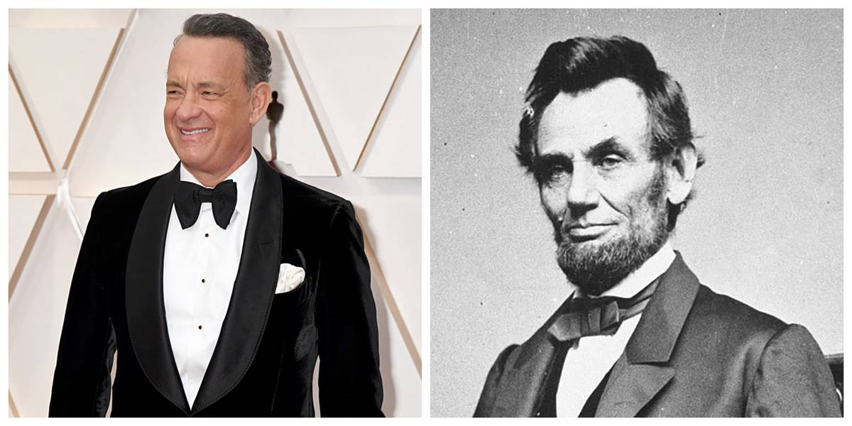 Hanks And Lincoln