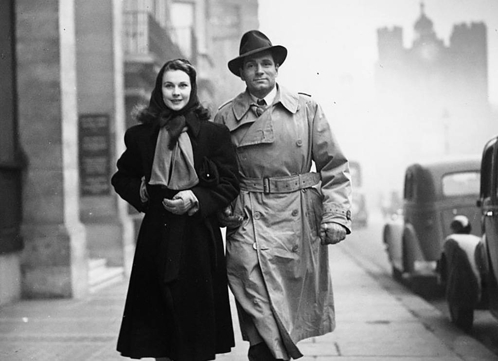 Picture of Vivien Leigh And Sir Laurence Oliver