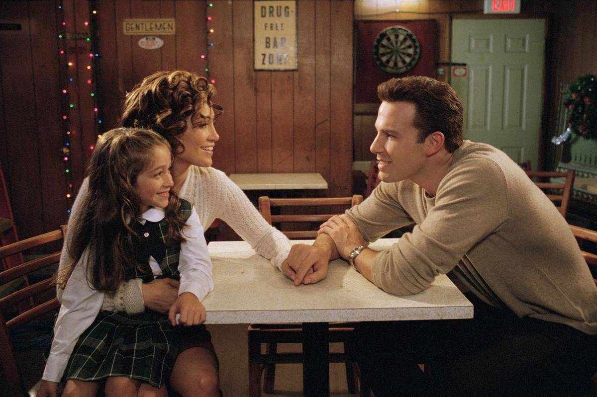 Bad: Jersey Girl, Ben Affleck & Jennifer Lopez