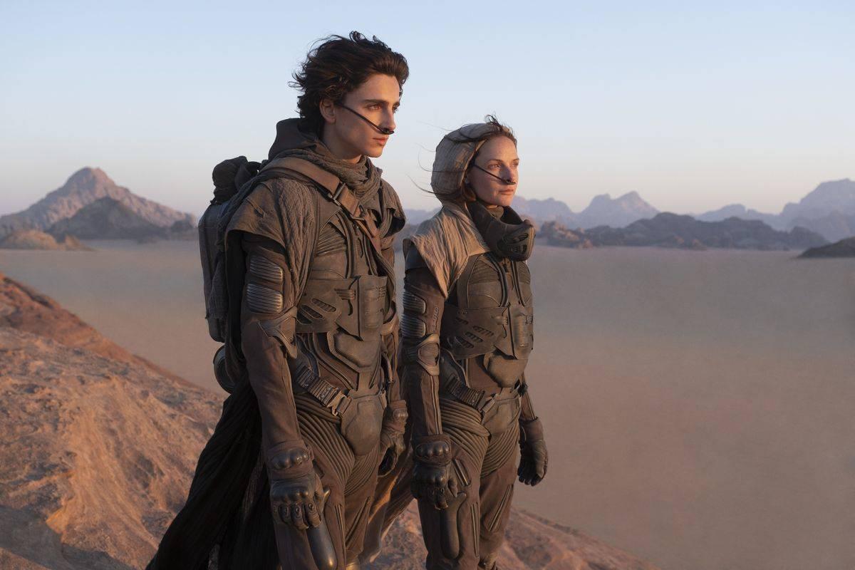 Actors in Dune
