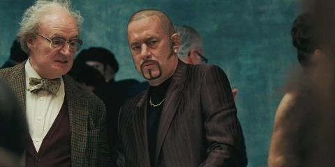Hanks in Cloud Atlas
