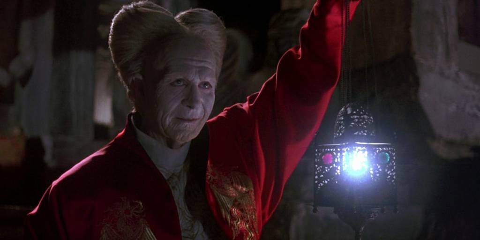 Oldman as Dracula