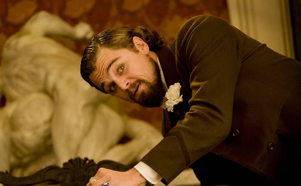 DiCaprio in Django Unchained