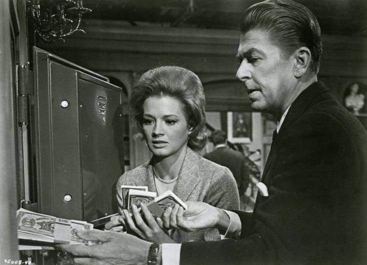 Reagan in The Killers
