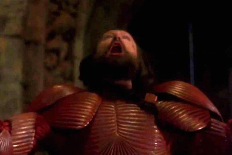 Gary Oldman screaming