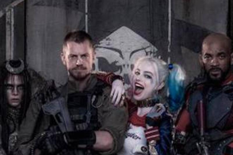 2015SuicideSPoster of The Suicide Squad