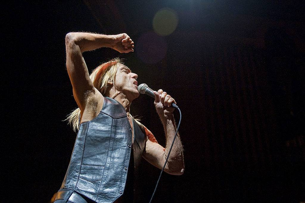 Picture of Iggy Pop
