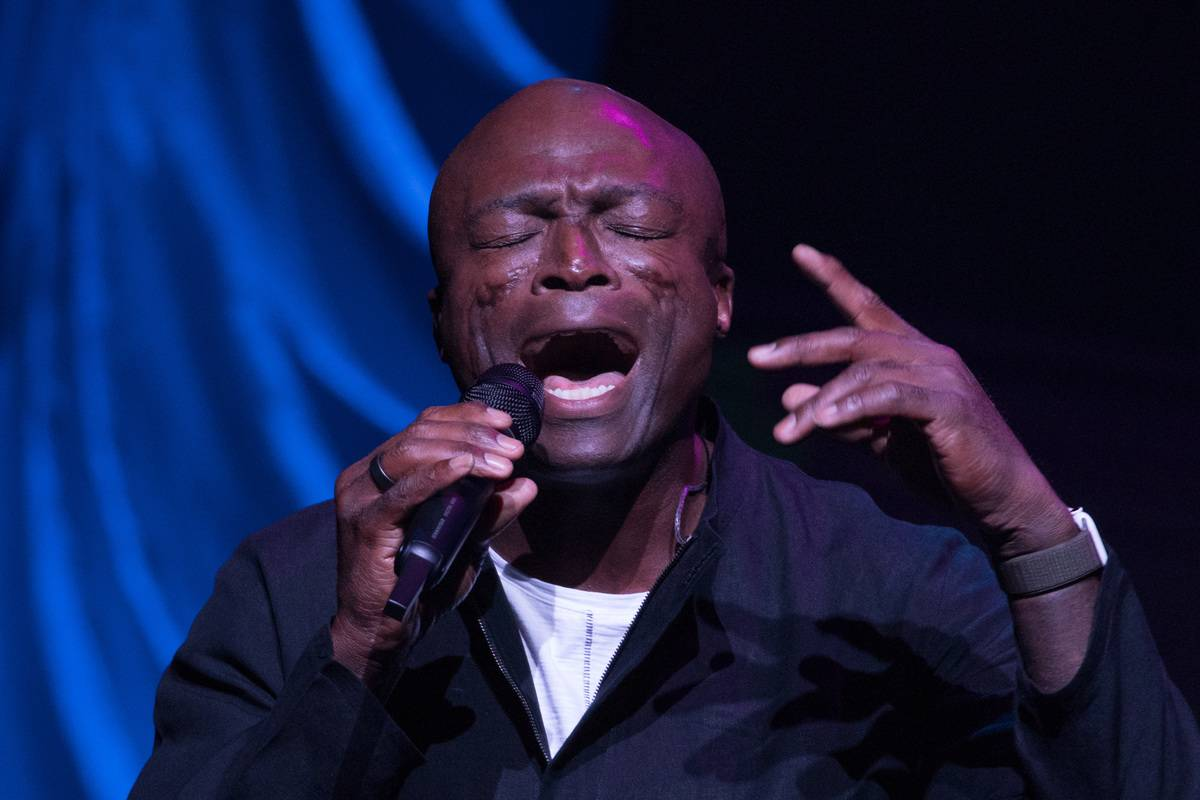 For Seal, It's All About Mental Health And Exercise