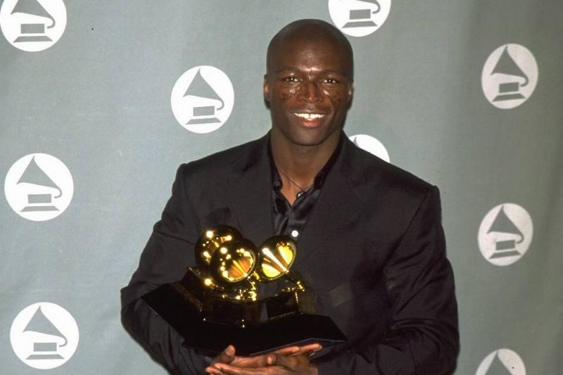 In 1996, Seal Won Two Grammy Awards