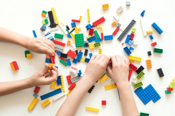Unsticking Lego