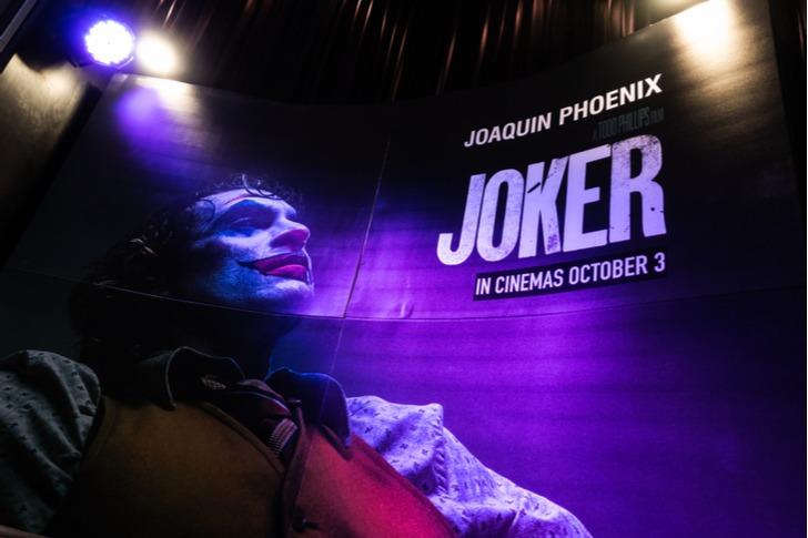 When will Joker be released?