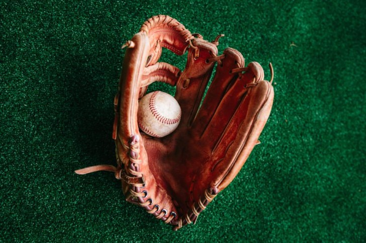 Help Mould Your Baseball Glove