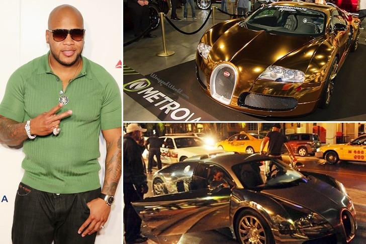Flo Rida – Bugatti Veyron – $2.7m