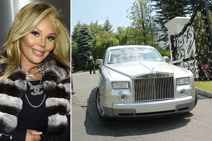 Lil' Kim – Rolls Royce Phantom, $410k