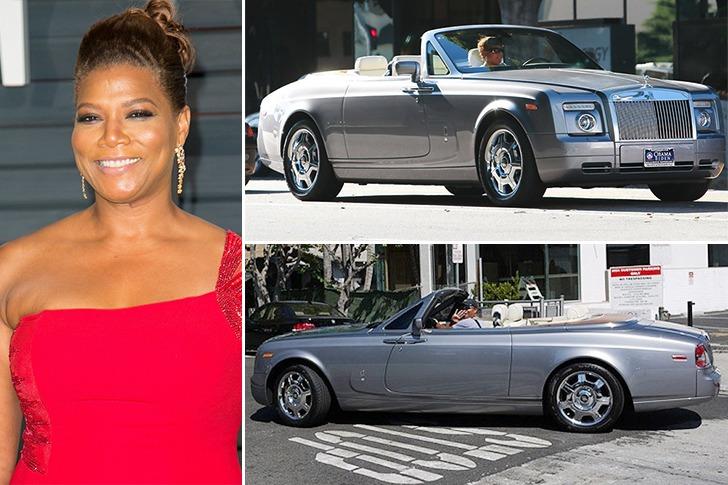 Queen Latifah – Rolls-Royce Phantom Drophead Coupe – $370k