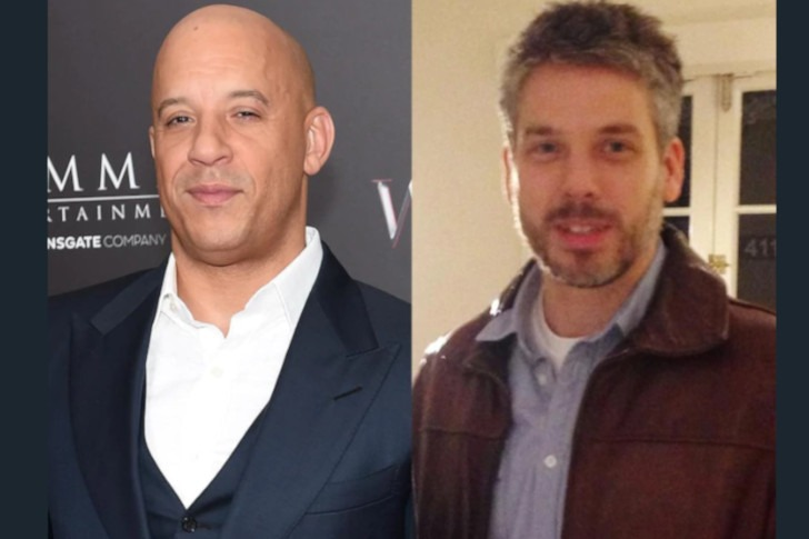 Vin Diesel and Paul Vincent