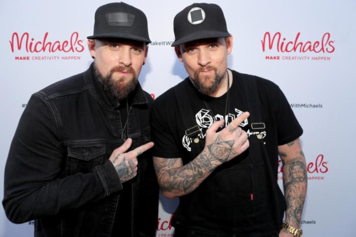 Joel and Benji Madden