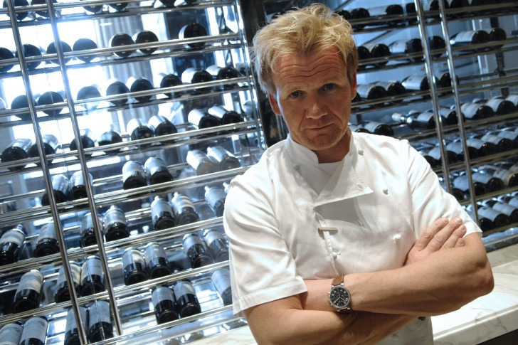 Gordon Ramsay in Hotel Hell