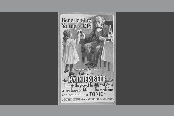 Share A Beer With Your Granddaughter