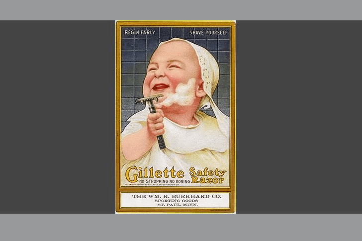 Baby-Proofed Razors