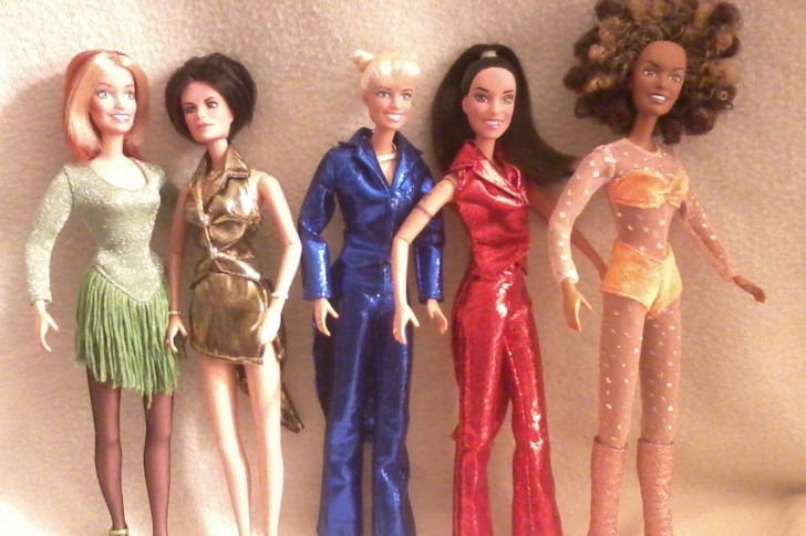 Spice Girls Doll Collection
