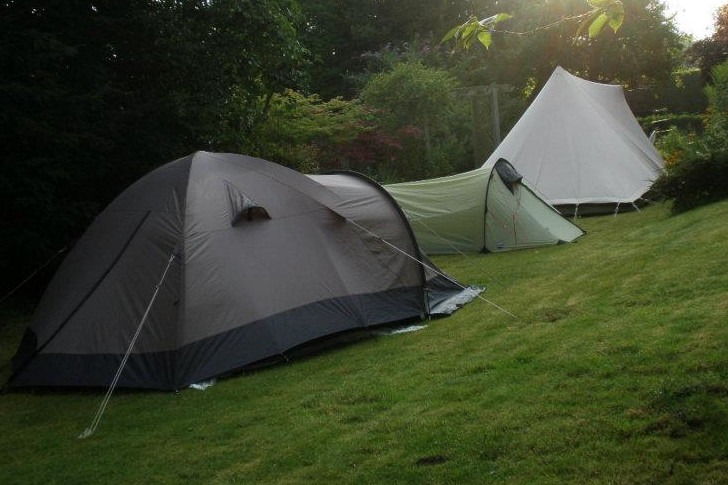 Camp Out Together