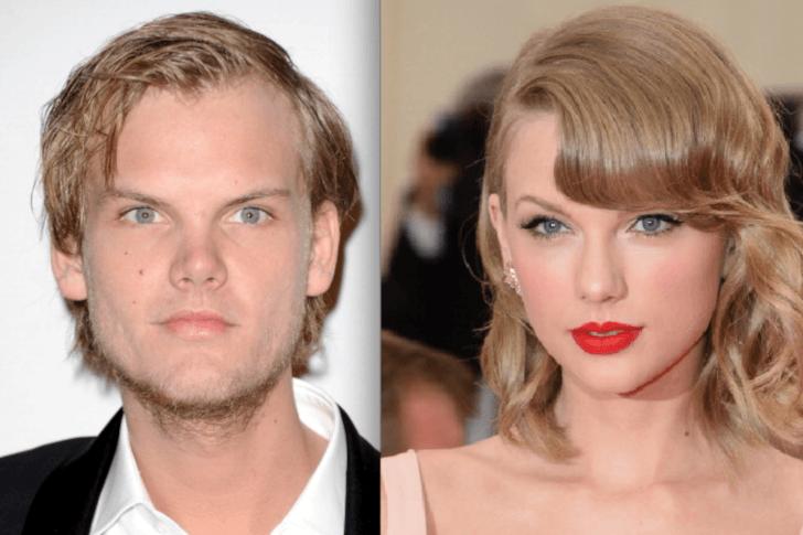 Taylor Swift and Avicii
