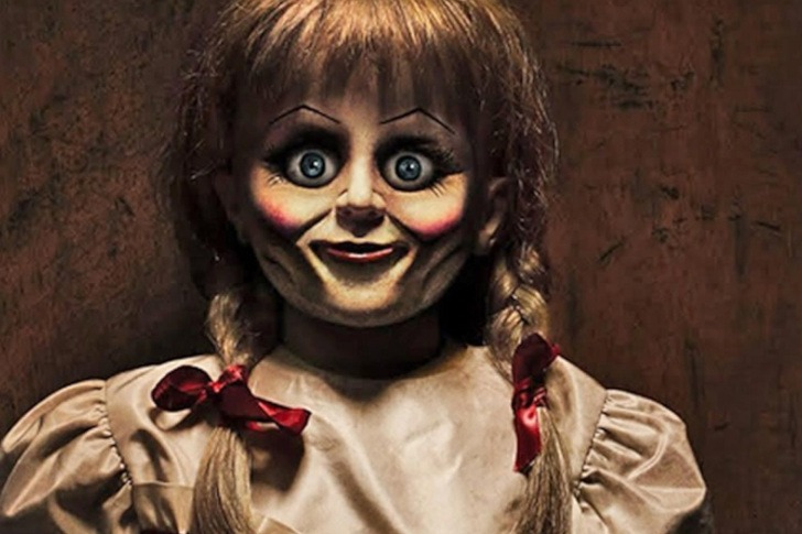 Annabelle – $6.5 million budget