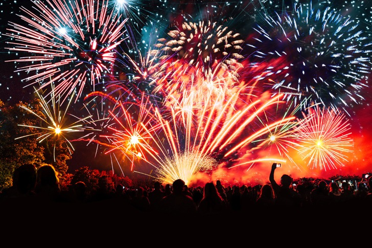 Go To A Fireworks Shows