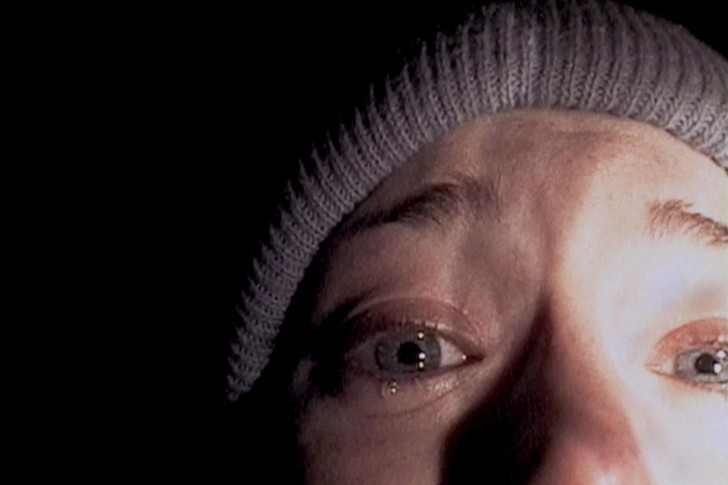 The Blair Witch Project – $60,000 budget