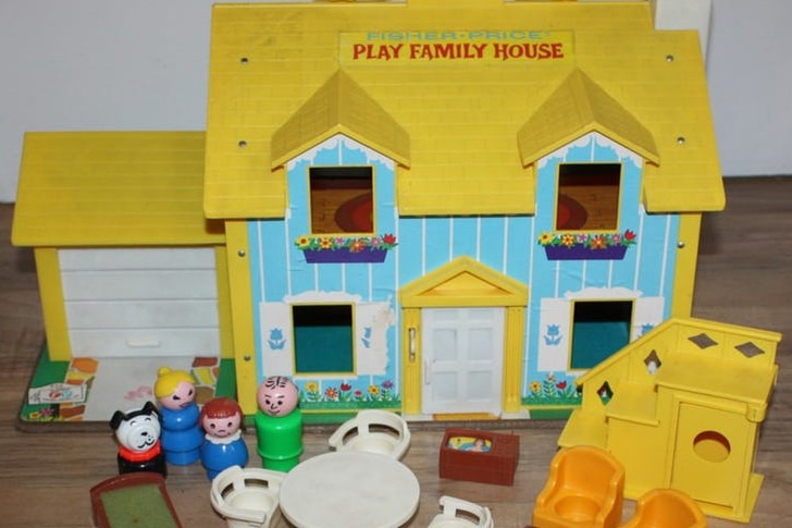 Fisher-Price Little People Family House