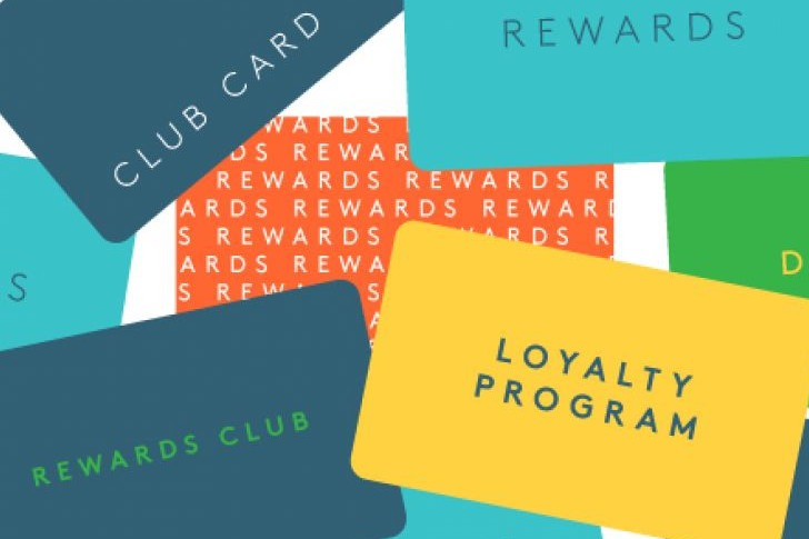 Sign Up To Reward Programs
