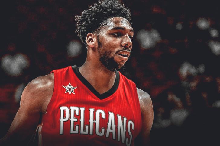 Jahlil Okafor, New Orleans Pelicans