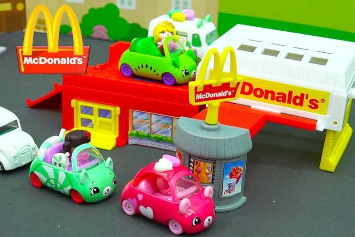 Happy Meals Toys