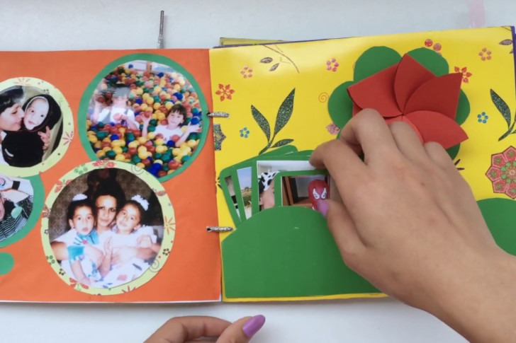 Make A Scrapbook of the Year